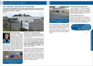 Ploërmel; France; ODC Industries; Plastic molding