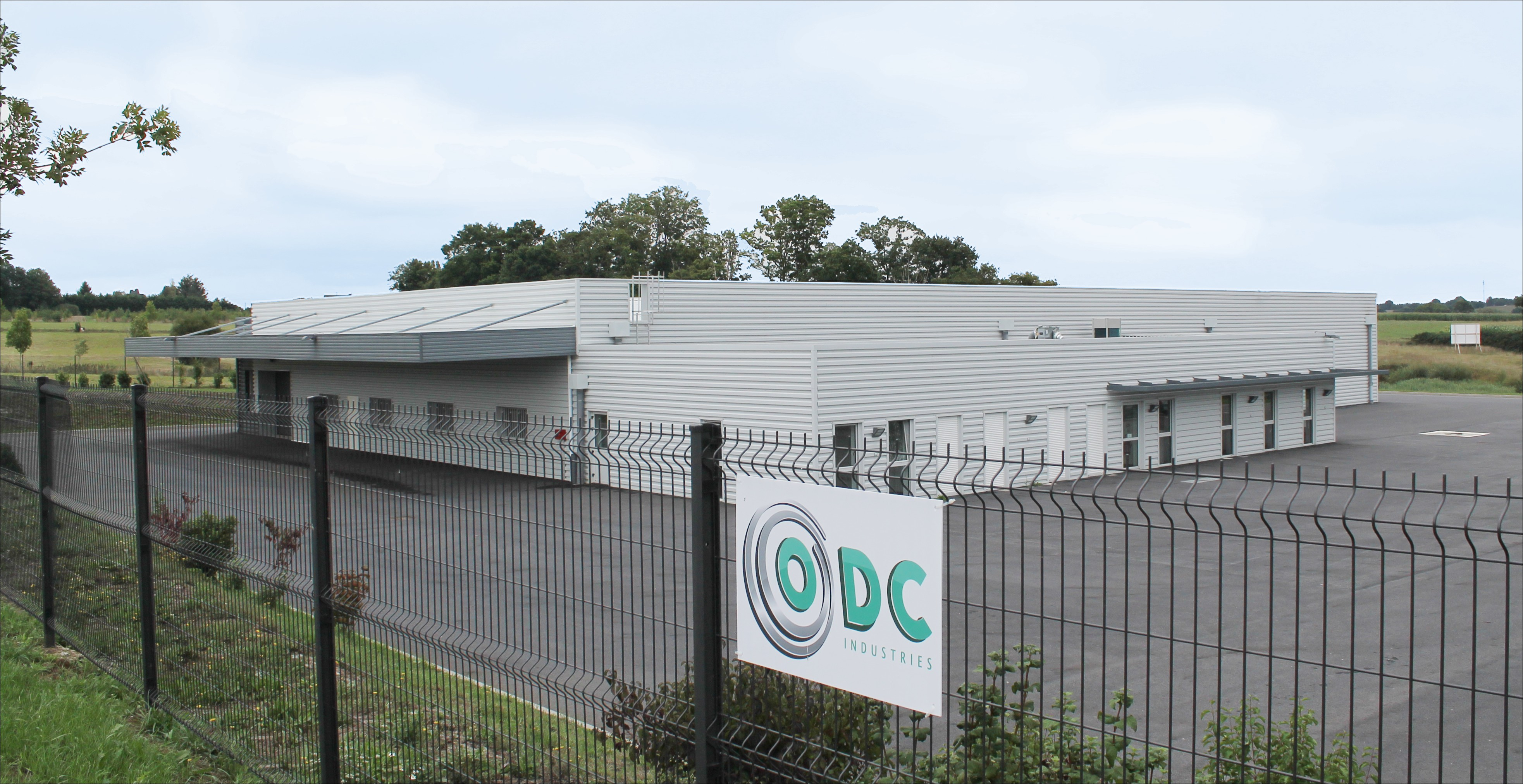 ODC Industries; Ploermel; France; delivery system molding;