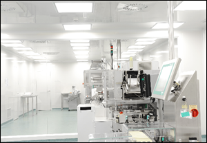 clean room; manufacturing, quality; ISO 7