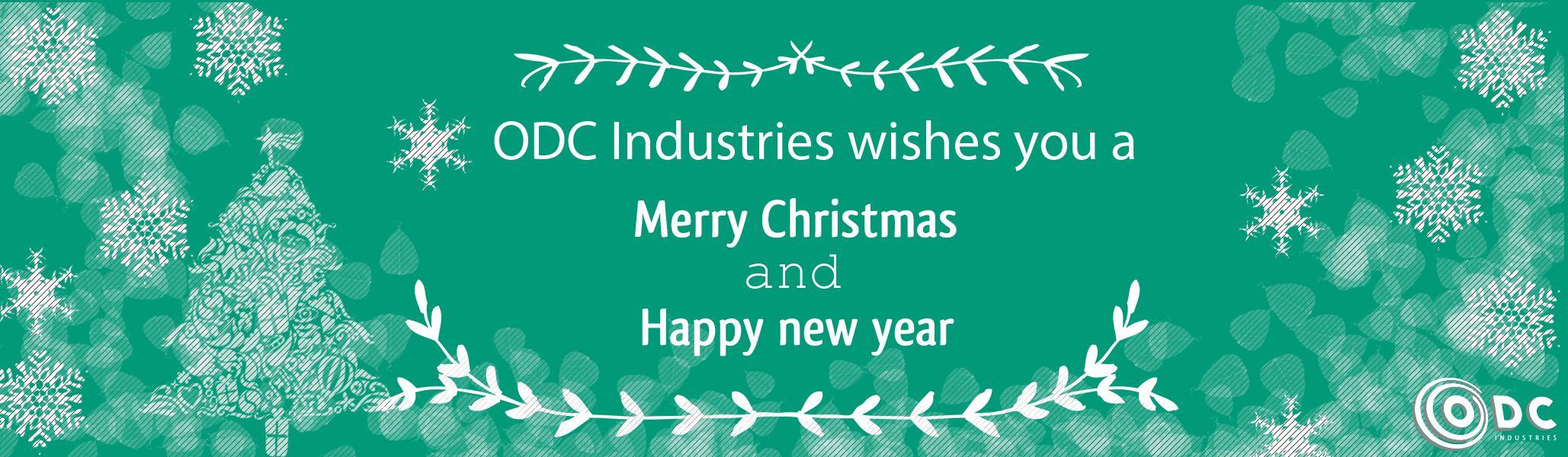 Merry christmas 2015; ODC Industries