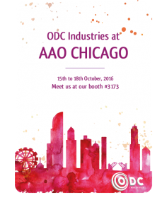 AAO Chicago, ODC Industries, American Academy Ophthalmology, cataract
