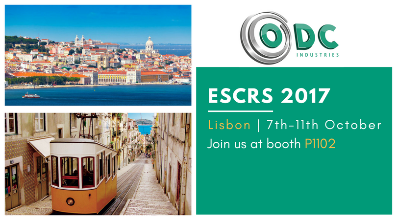 ESCRS Lisbon 2017 - medical device, injectors, cartridges, CE product